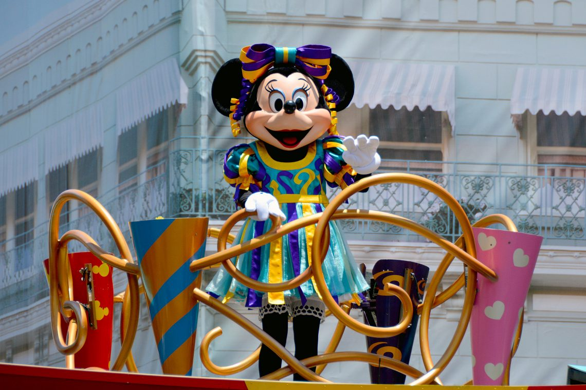 Mimmi Walt Disney World
