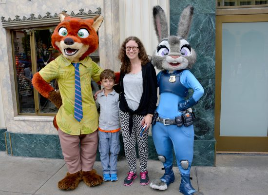 zootropolis california adventure