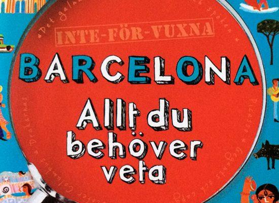 Barcelona för barn