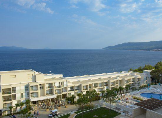 utsikt tui family life bellevue resort rabac