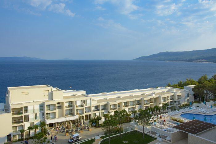 spartips utsikt tui family life bellevue resort rabac