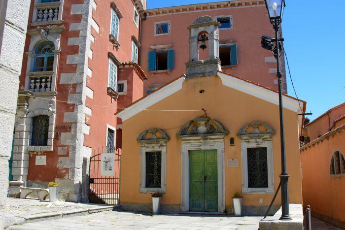 St Stephen Church Labin