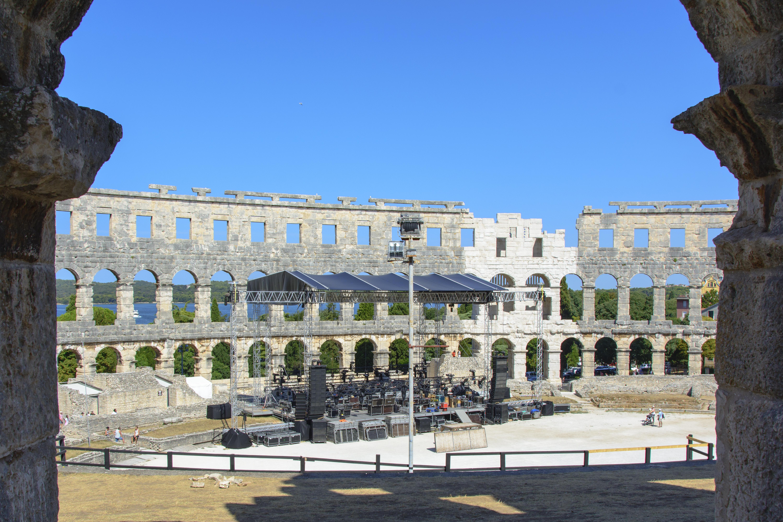 Pula Arena Kroatien