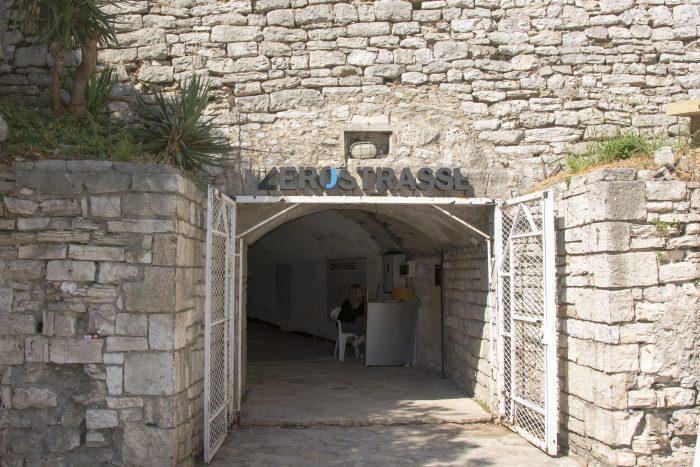 zerostrasse pula kroatien