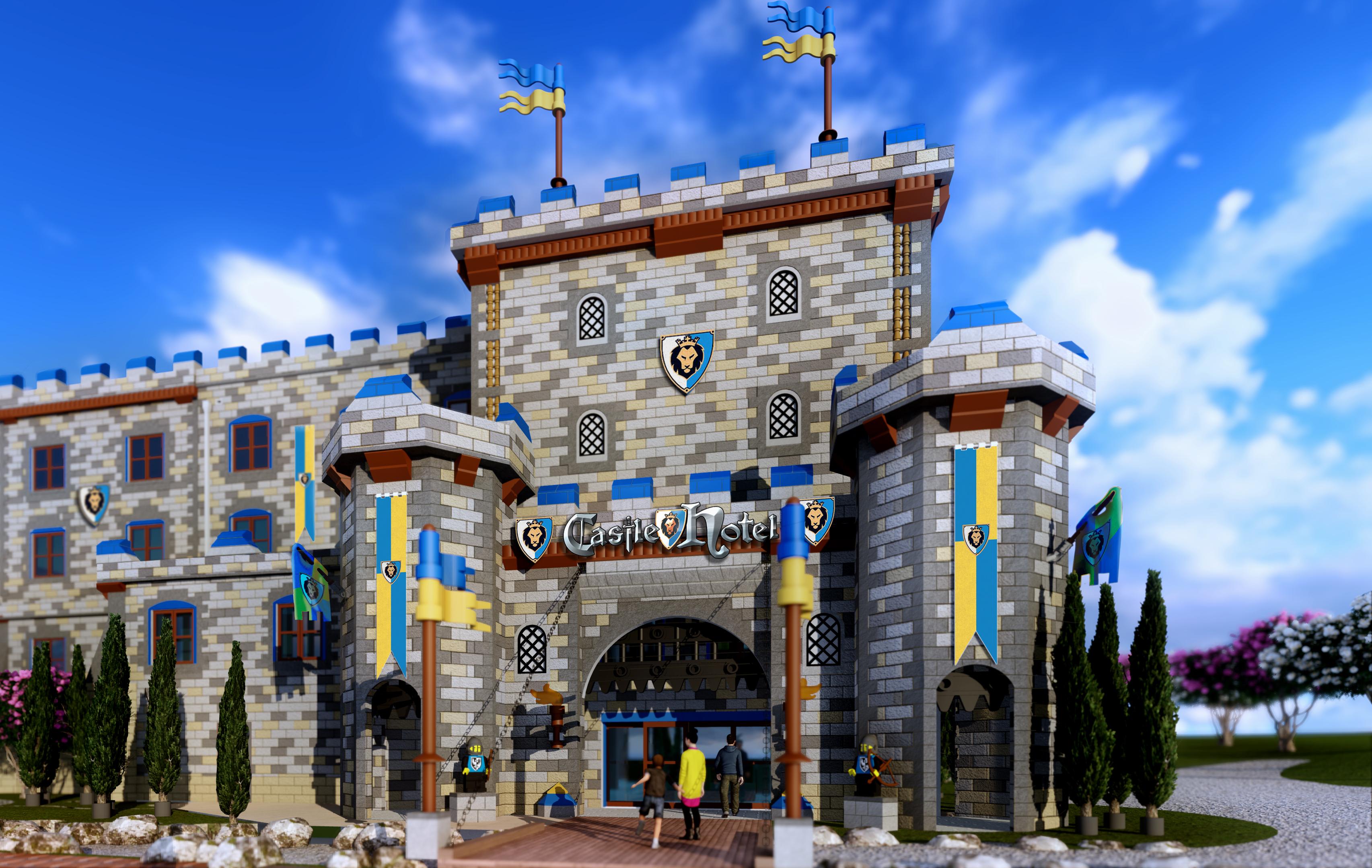 Legoland hotel Carlsbad