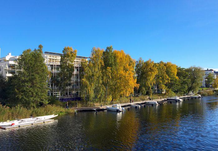 hammarby sjöstad sickla kanal 2