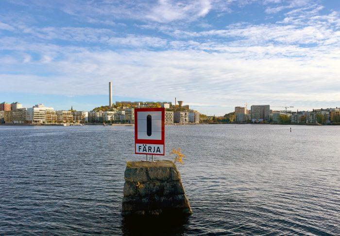 hammarby sjöstad vatten