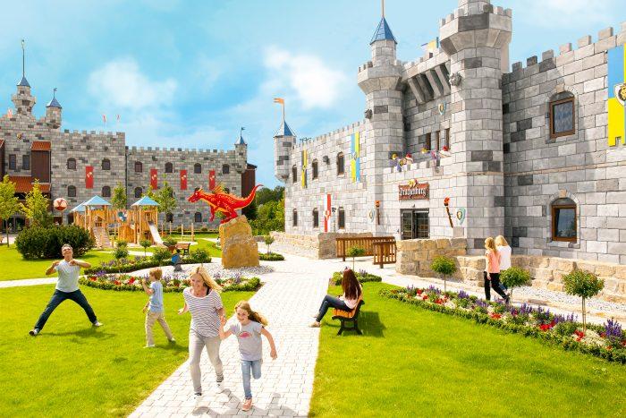Tre nyheter från Legoland-parker runt om i världen