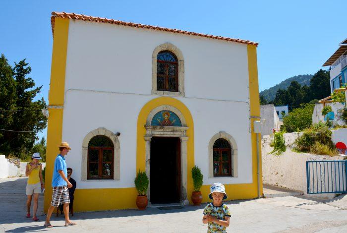 kyrka zia kos