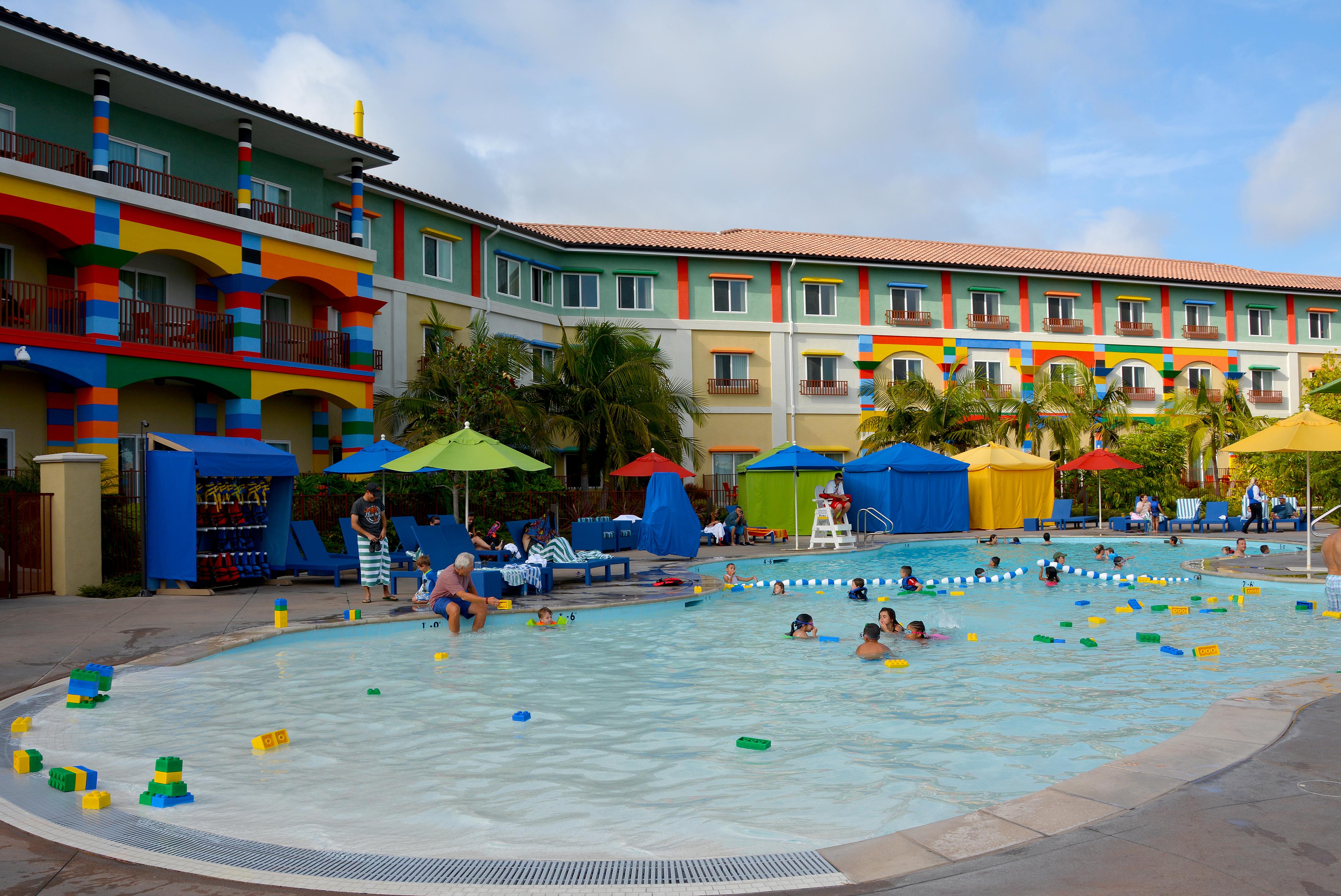 legoland hotel carlsbad pool