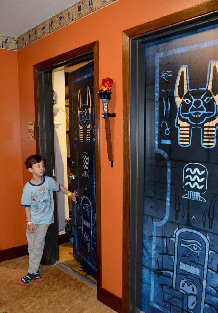 legoland hotel carlsbad dörr