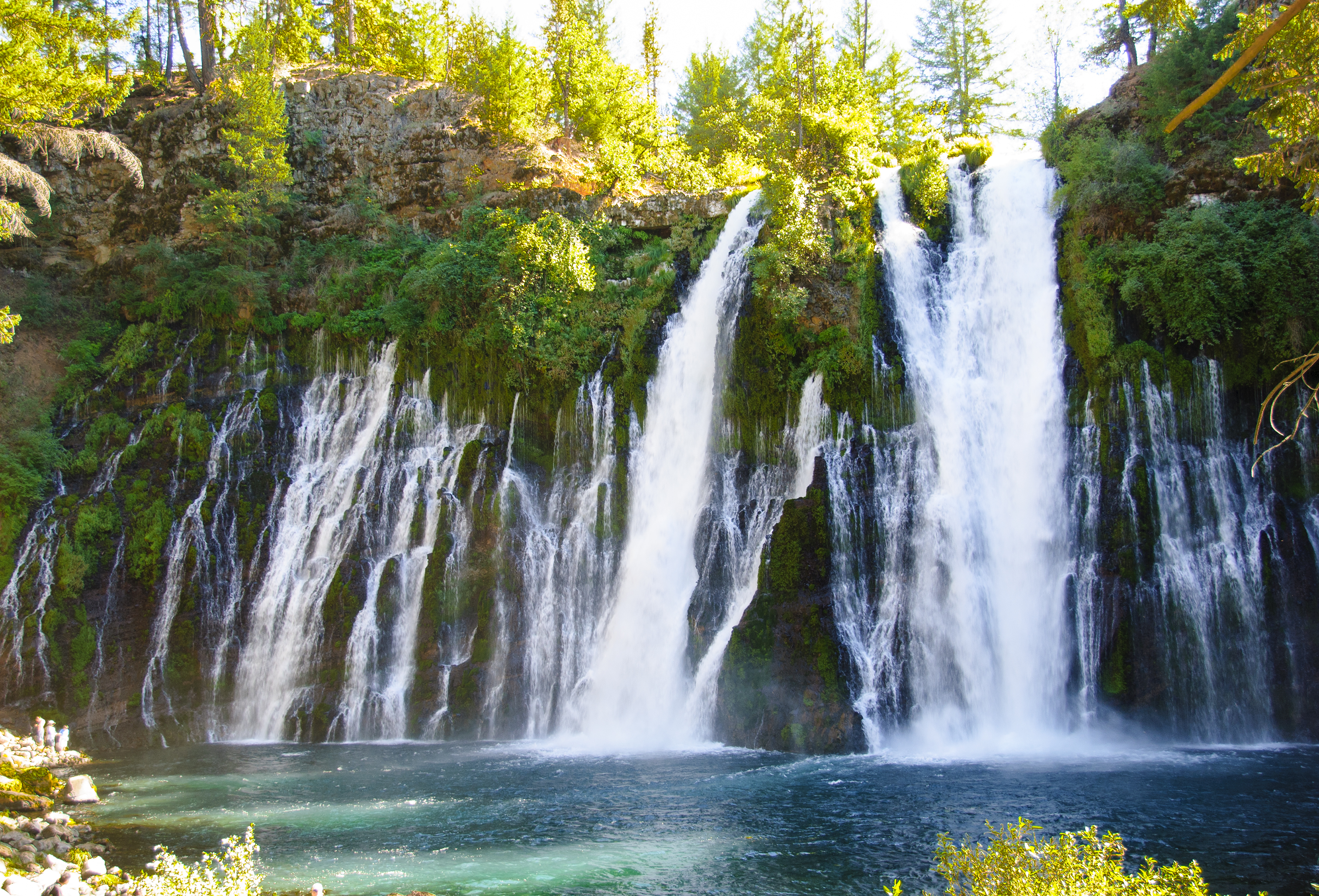 burney falls california