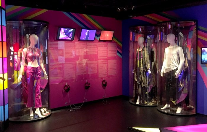 eurovisionkläder abba the museum
