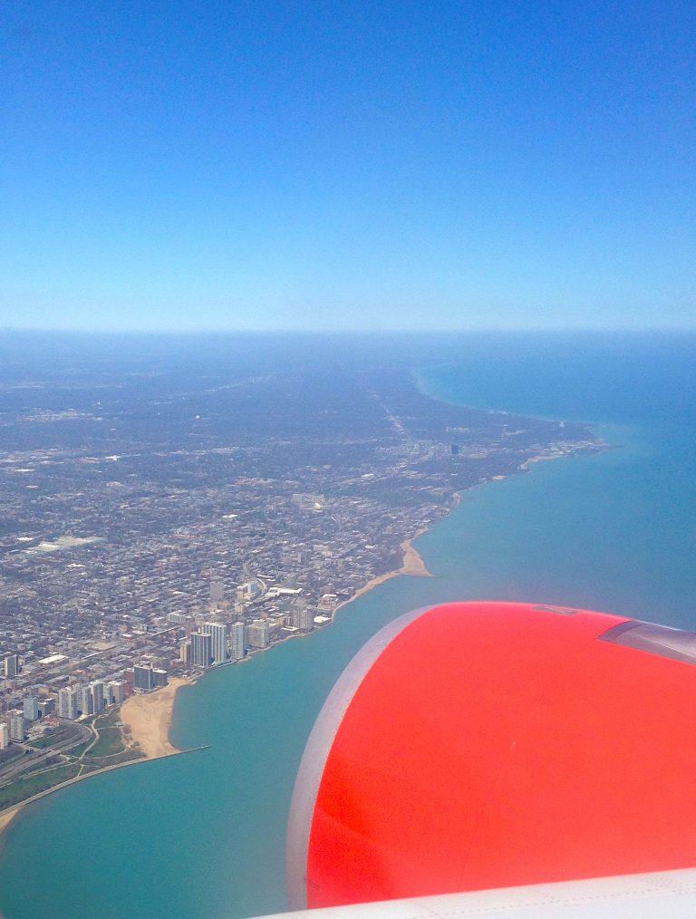 sas chicago inställda och försenade flyg
