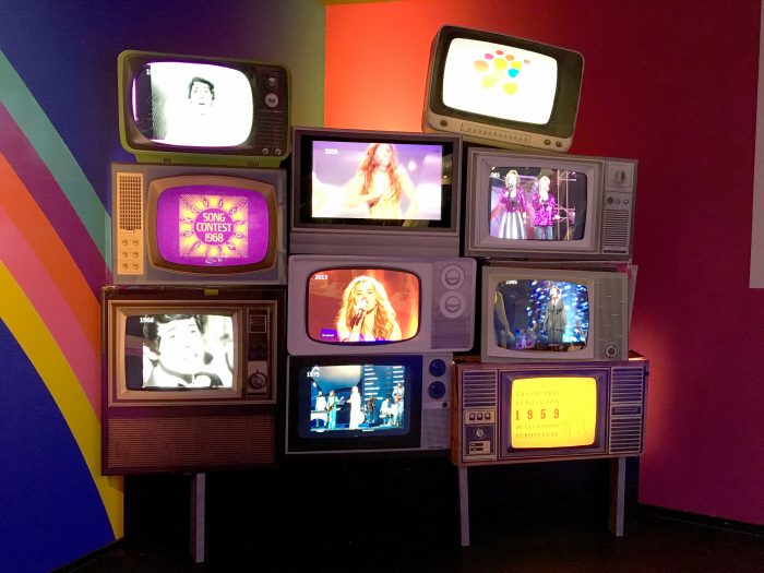 tvapparater abba the museum
