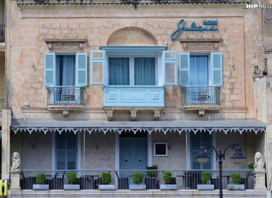 Hotel Juliani Malta på påsklovet