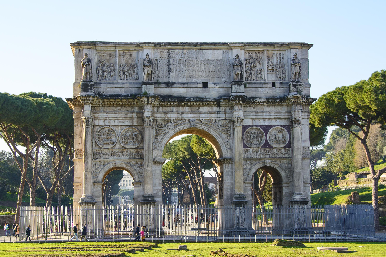 Konstantinbågen rom