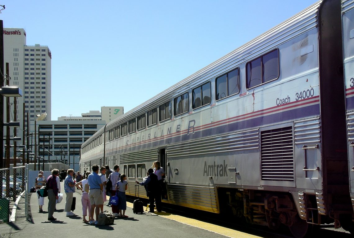amtrak reno 2004