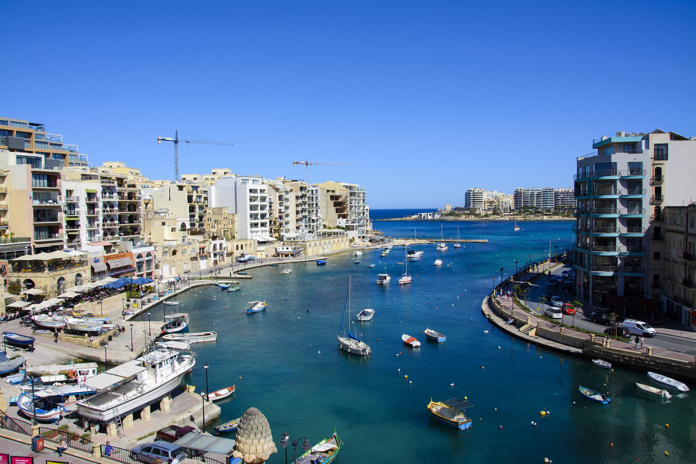 malta utsikt från hotel juliani