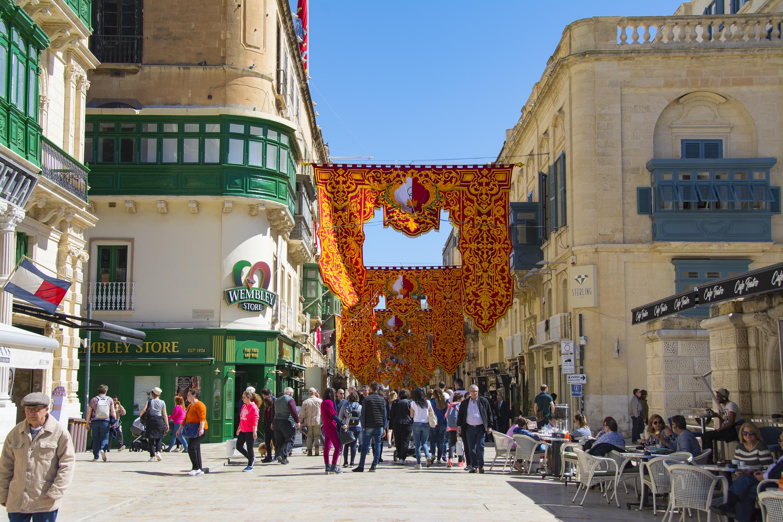 malta valletta republic street