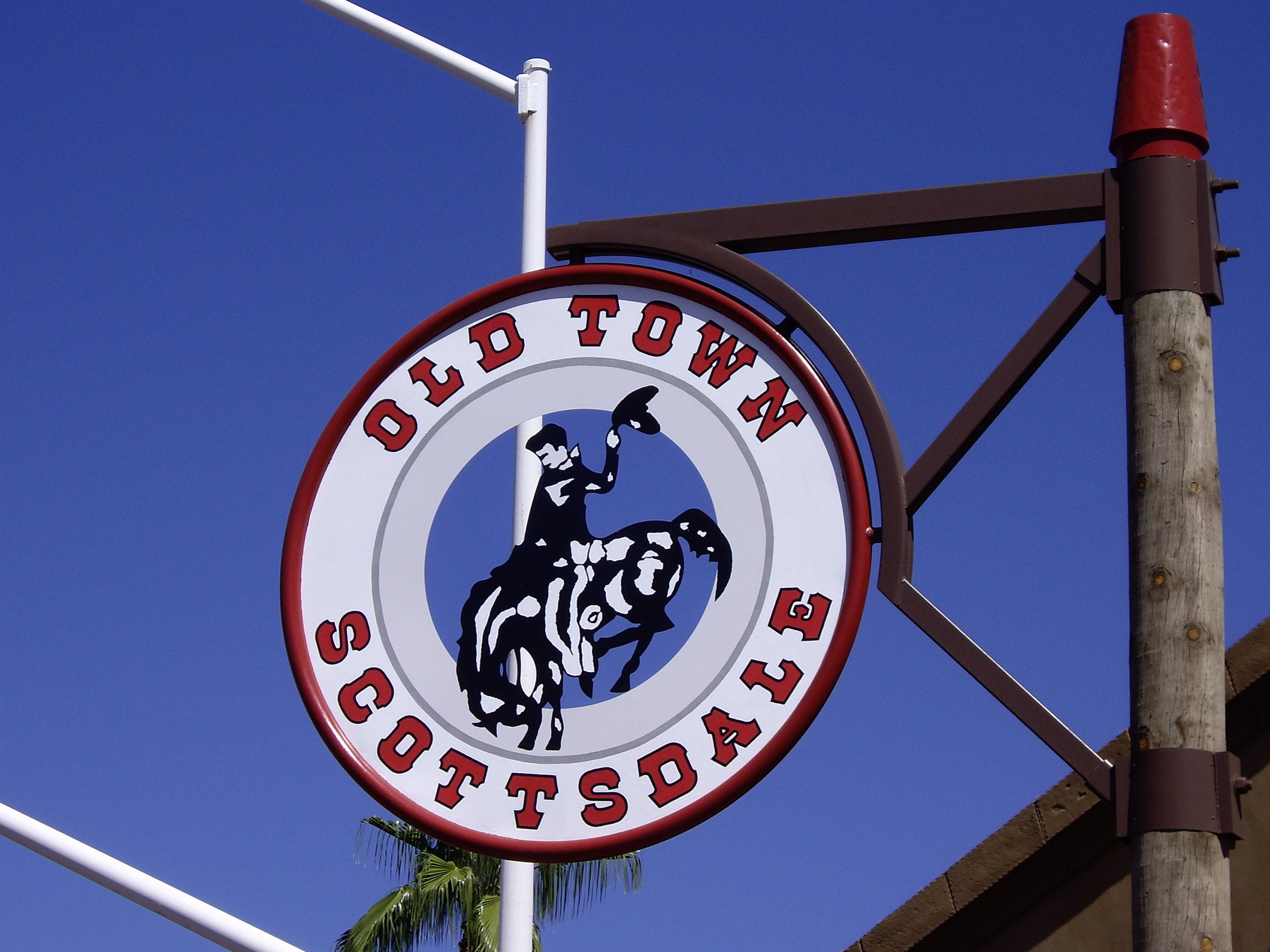 Åtta favoritplatser i USA old town scottsdale