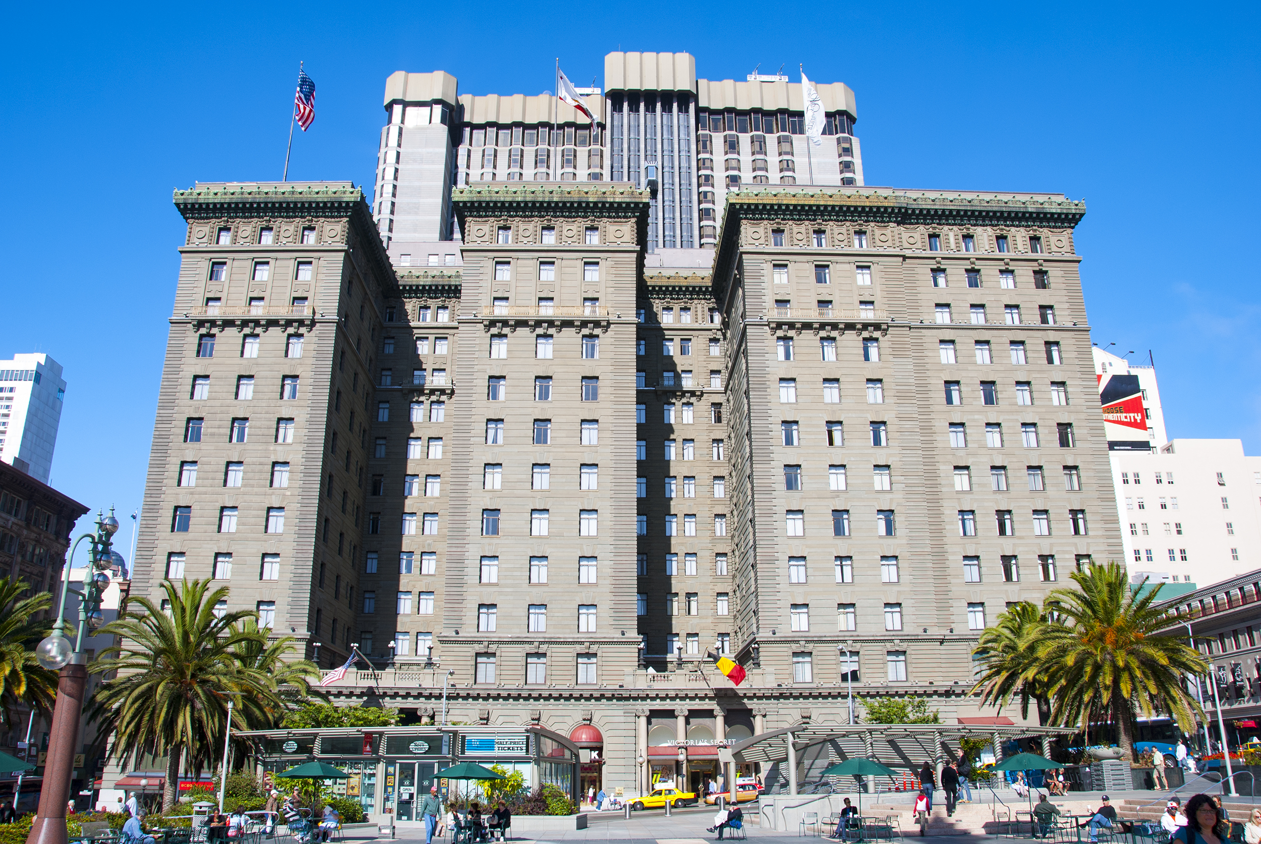 13 bra hotell i San Francisco Westin St Francis