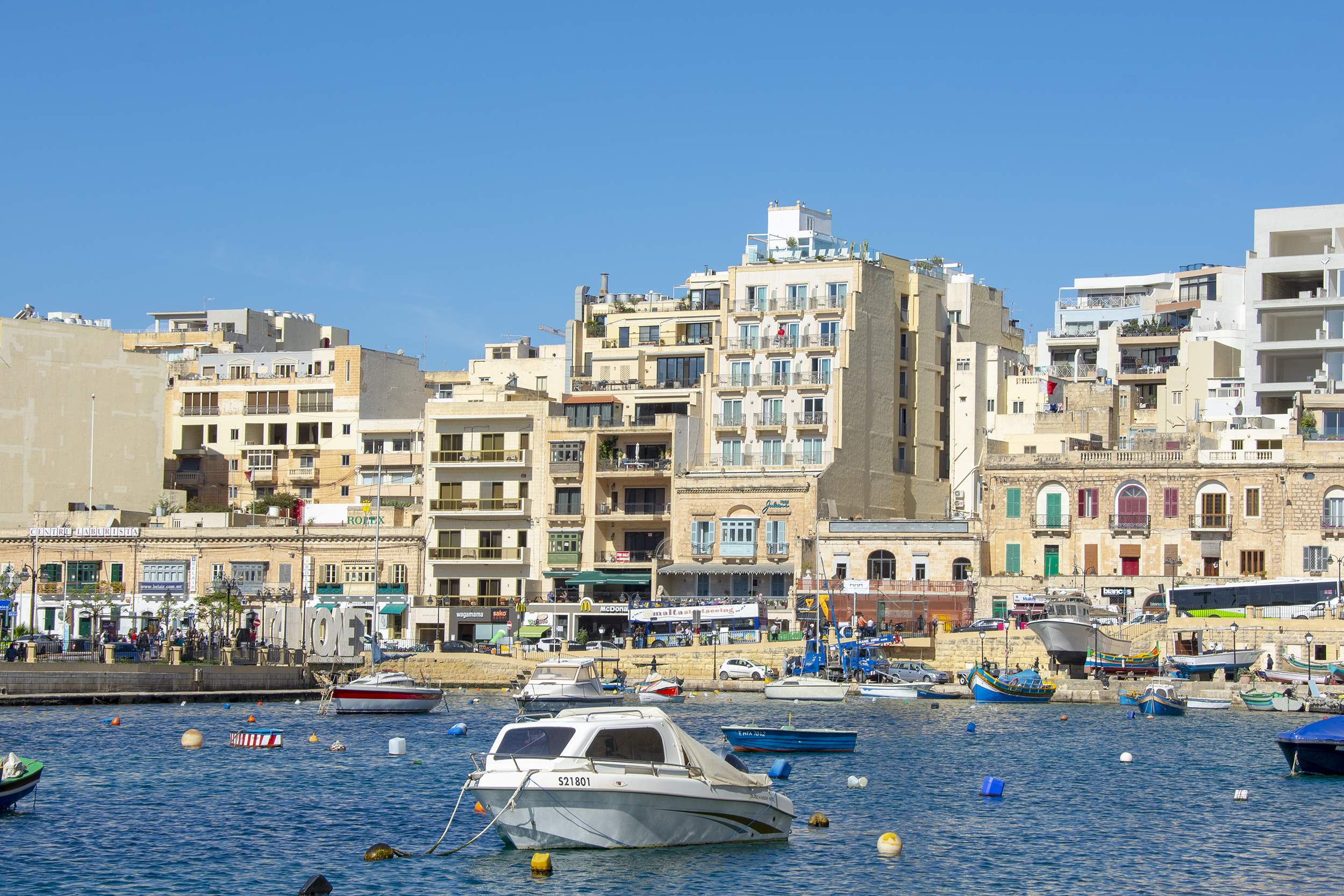 hotel juliani malta spinola bay
