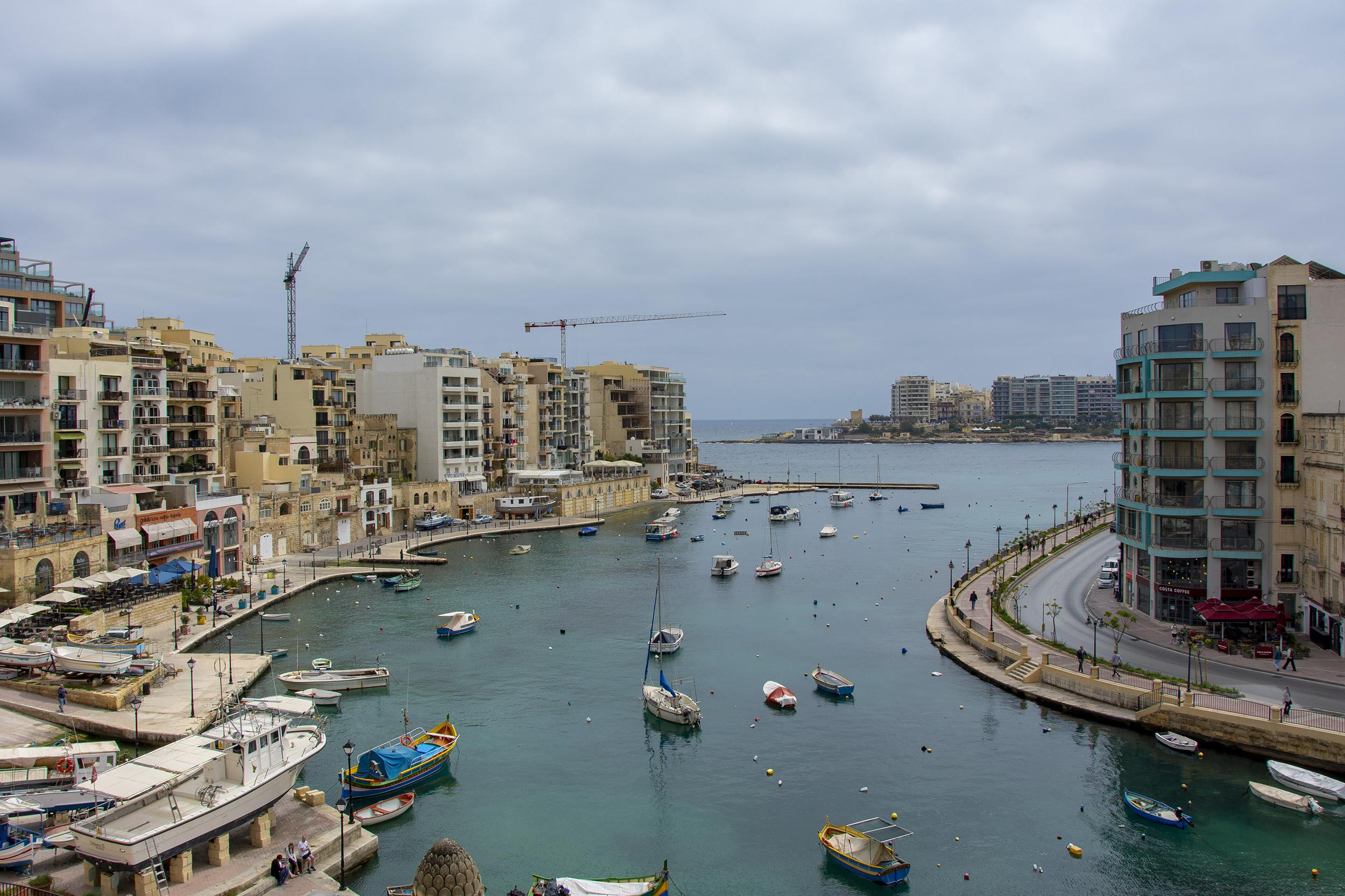 utsikt hotel juliani malta