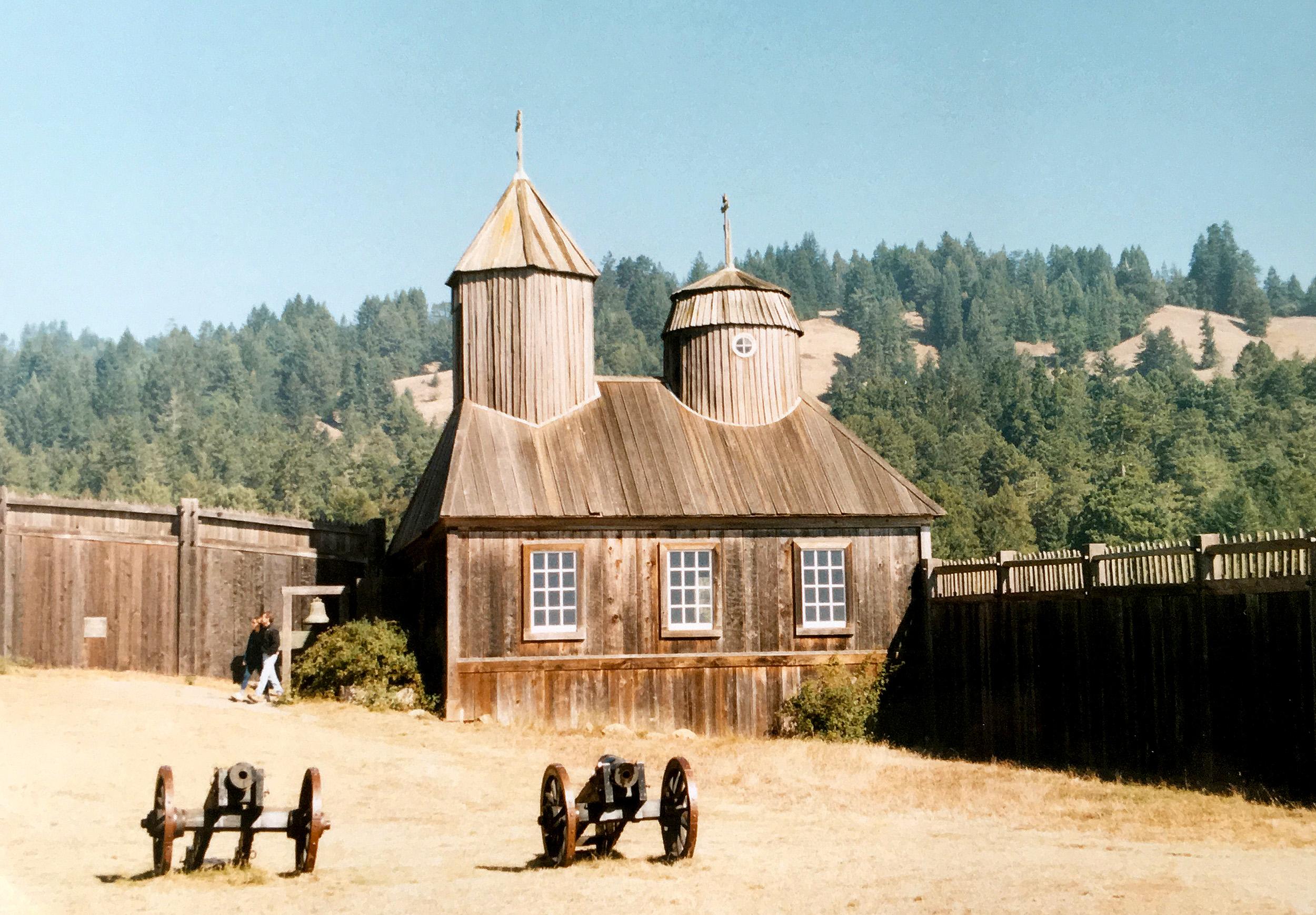 Fort Ross