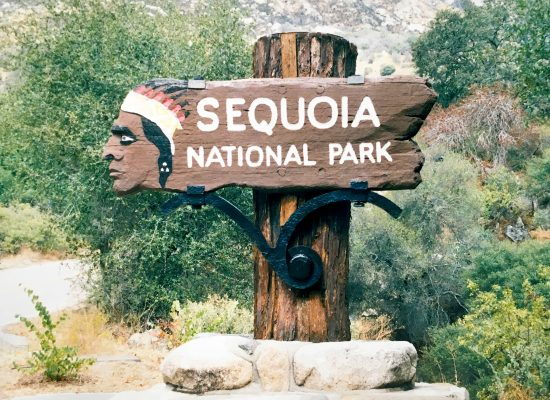 Sequoia National Park, Kalifornien