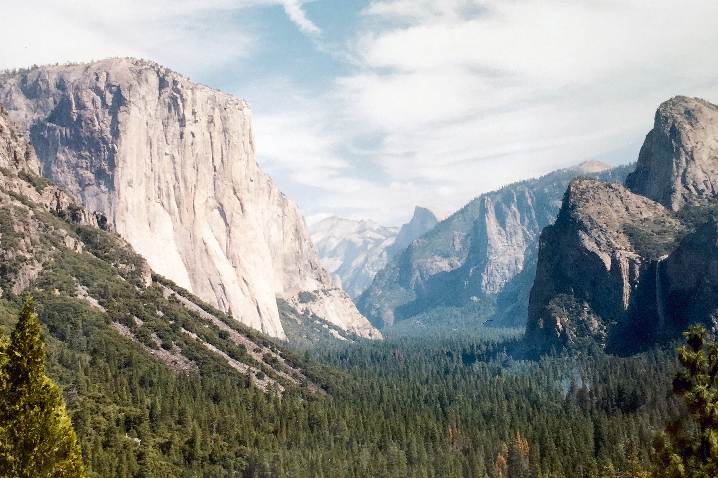 Yosemite Kalifornien