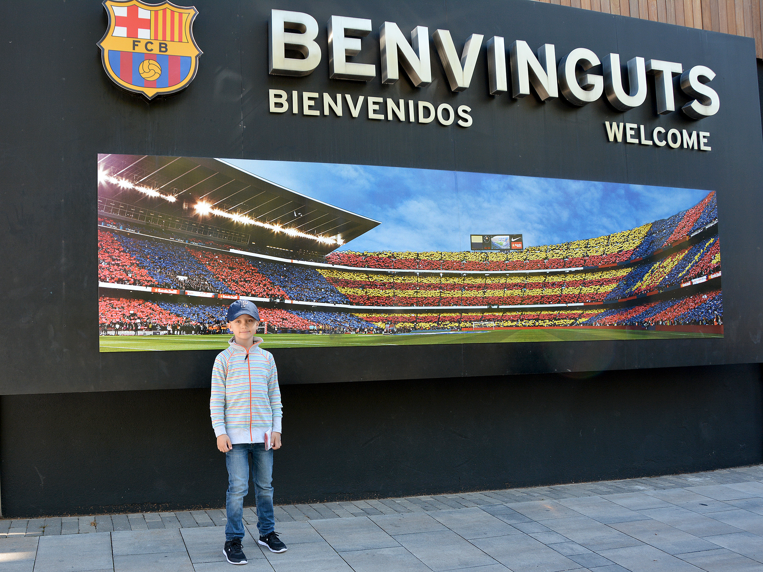 william camp nou