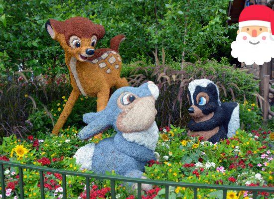 Epcot Flower and Garden Festival Orlando Florida