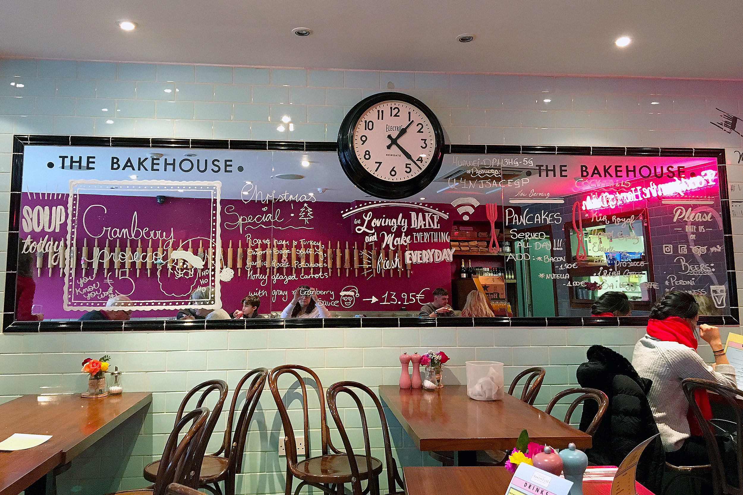 The Bakehouse Dublin Irland