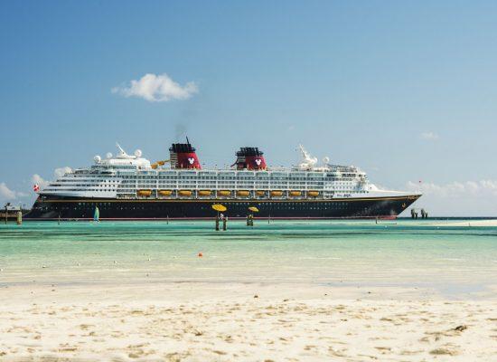 Disney Cruise Line Disneykryssning