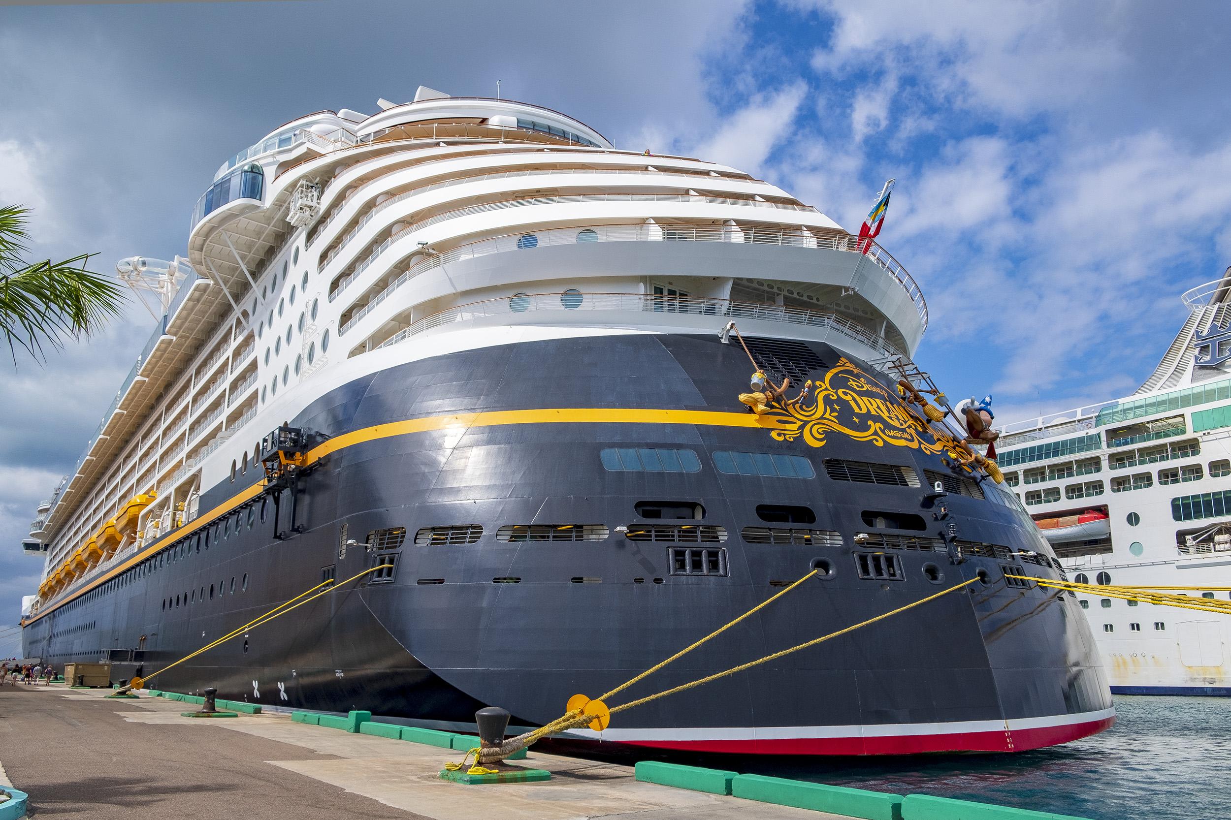 Disney Dream Nassau Bahamas Tillbakablick på 2019