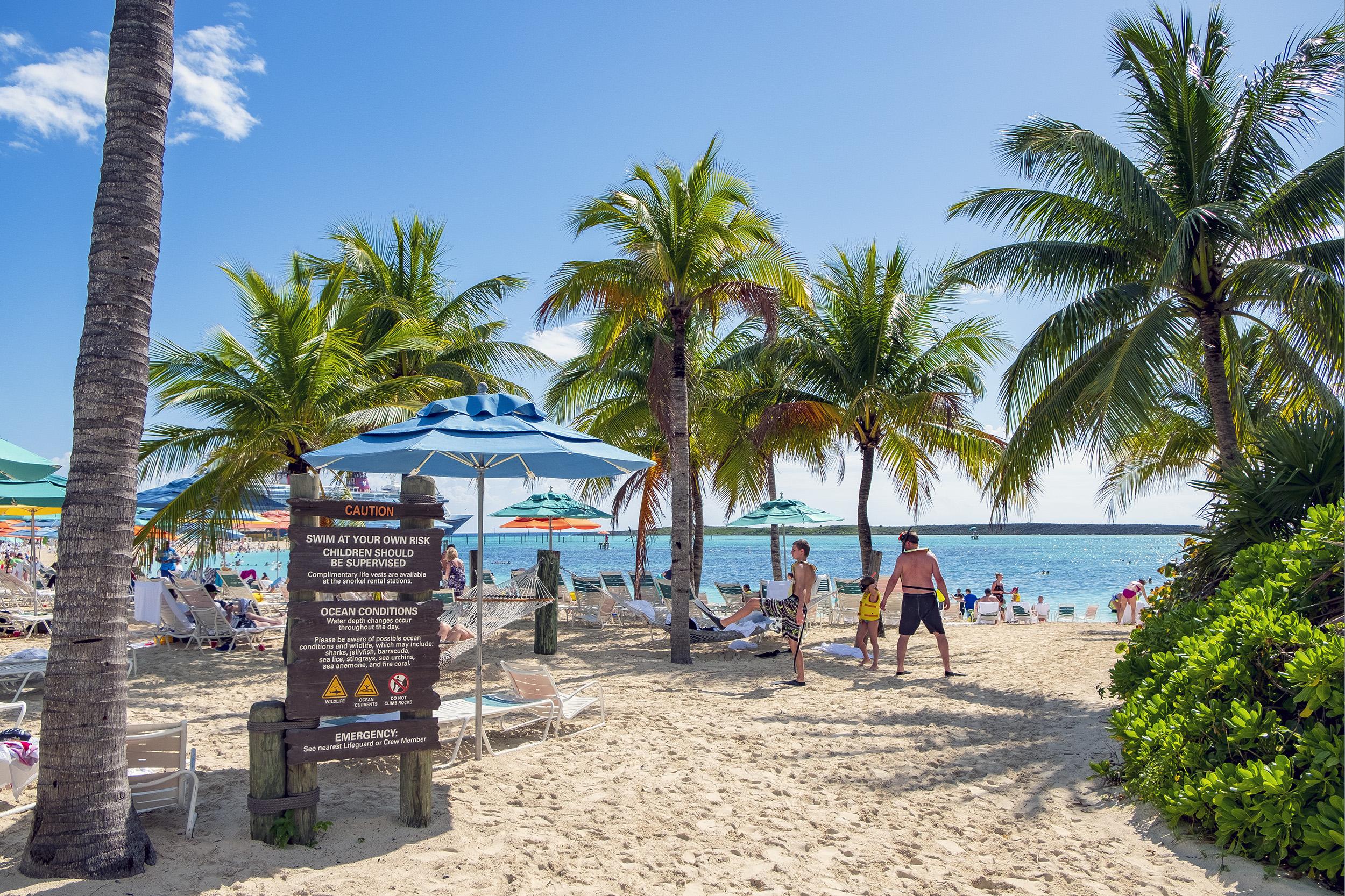 Disney Castaway Cay Bahamas