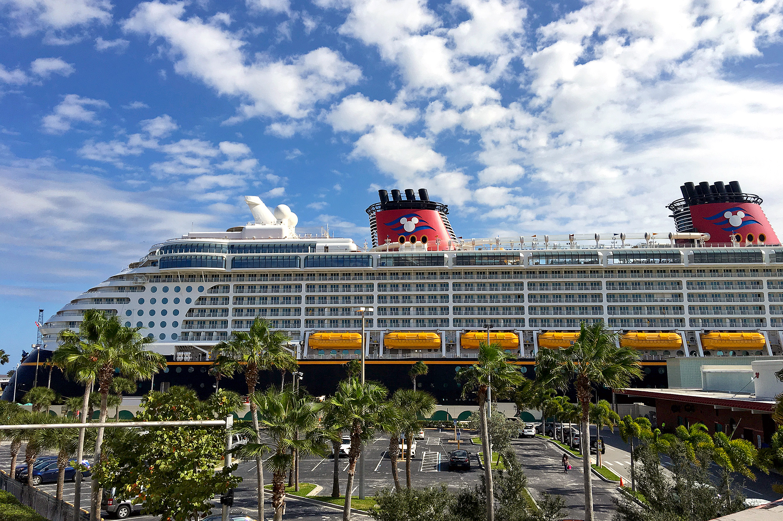 Disney Dream Port Canaveral