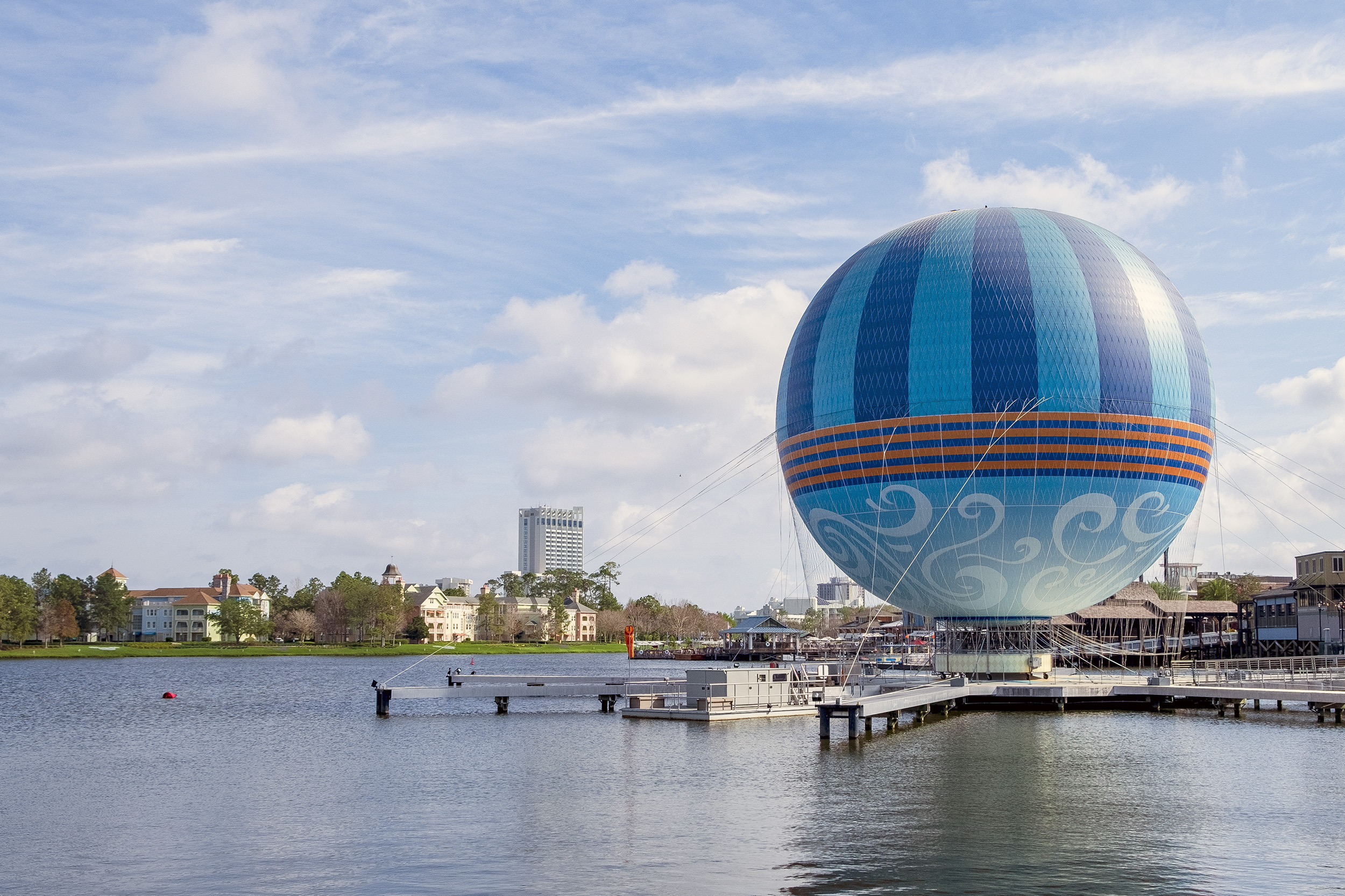 Aerophile DIsney Springs