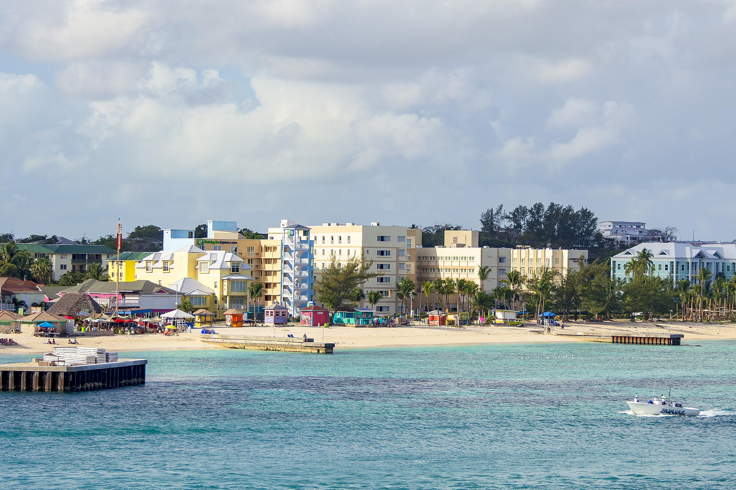Junkanoo Beach Nassau Bahamas Disney Dream