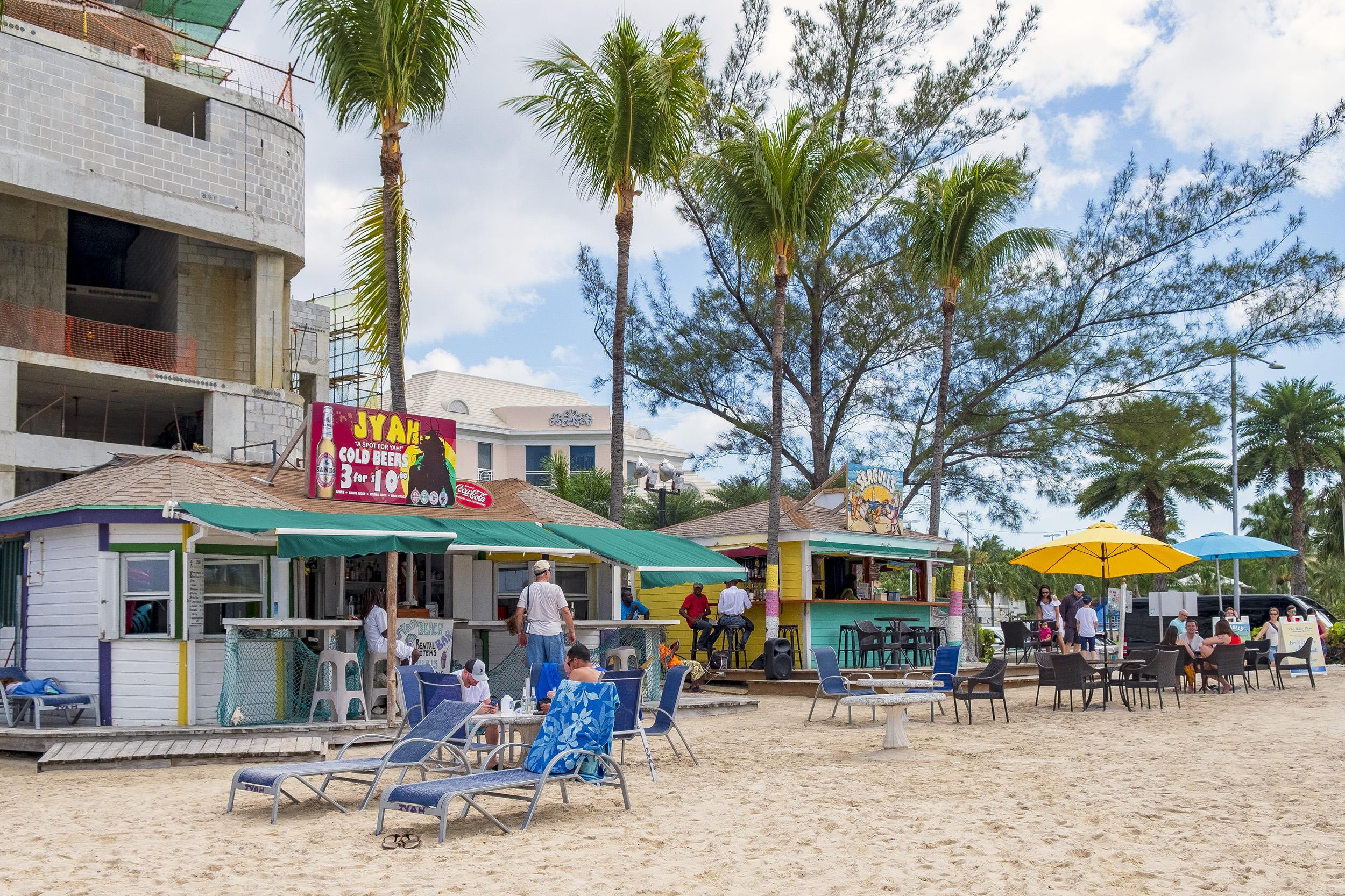 Junkanoo Beach Nassau Bahamas