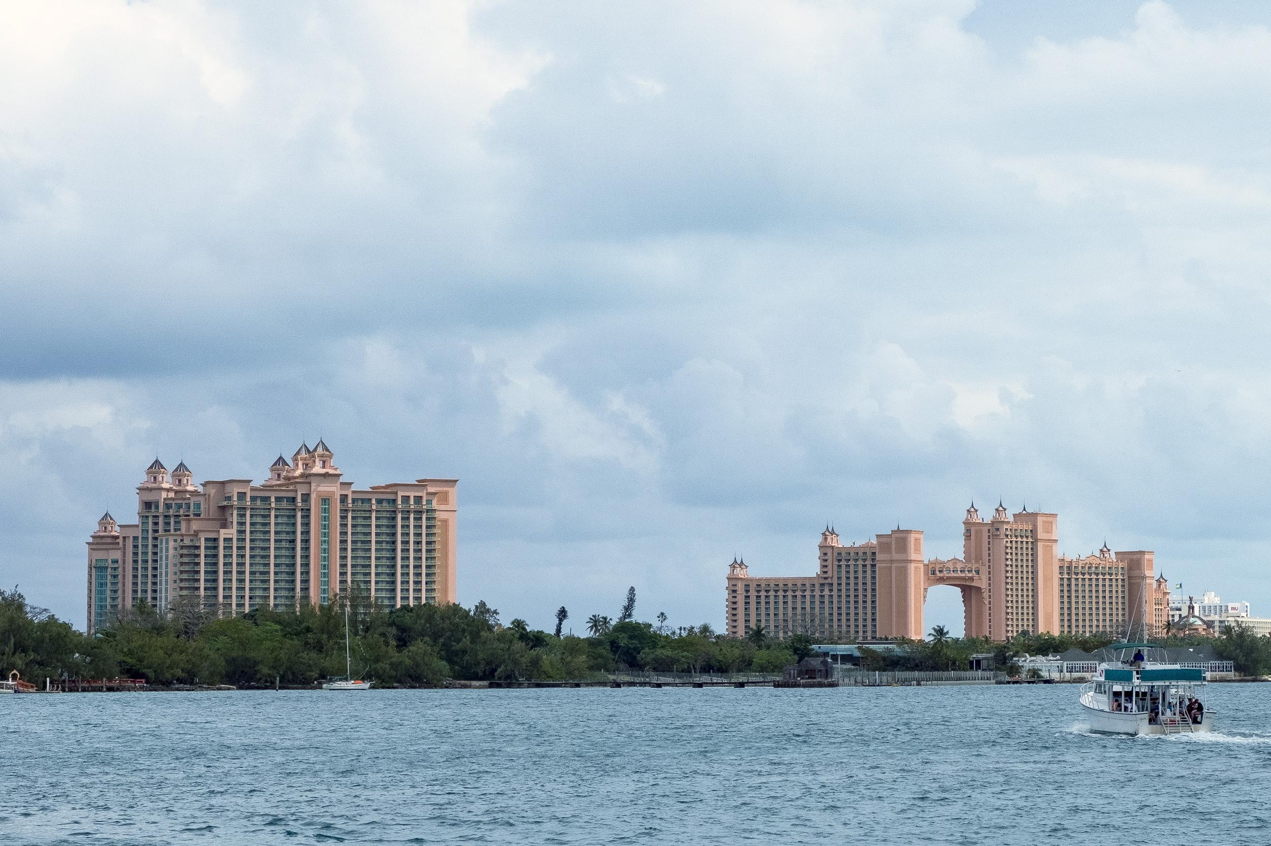 Atlantis Nassau Bahamas Disney Dream
