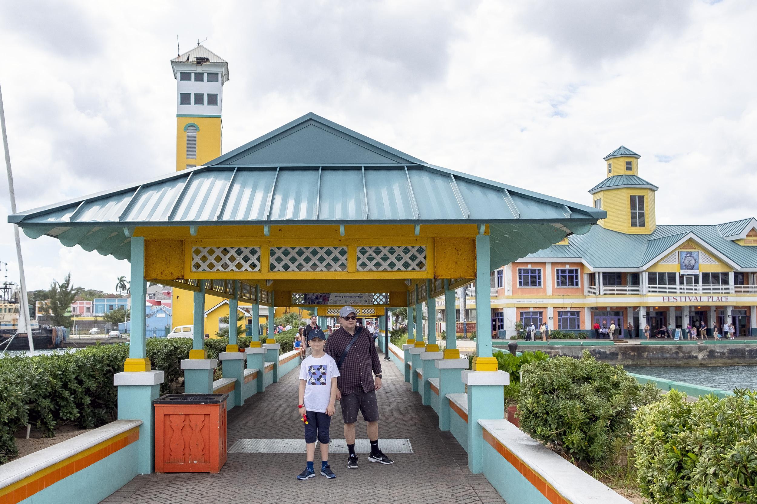 Nassau Bahamas Kryssning Disney Dream