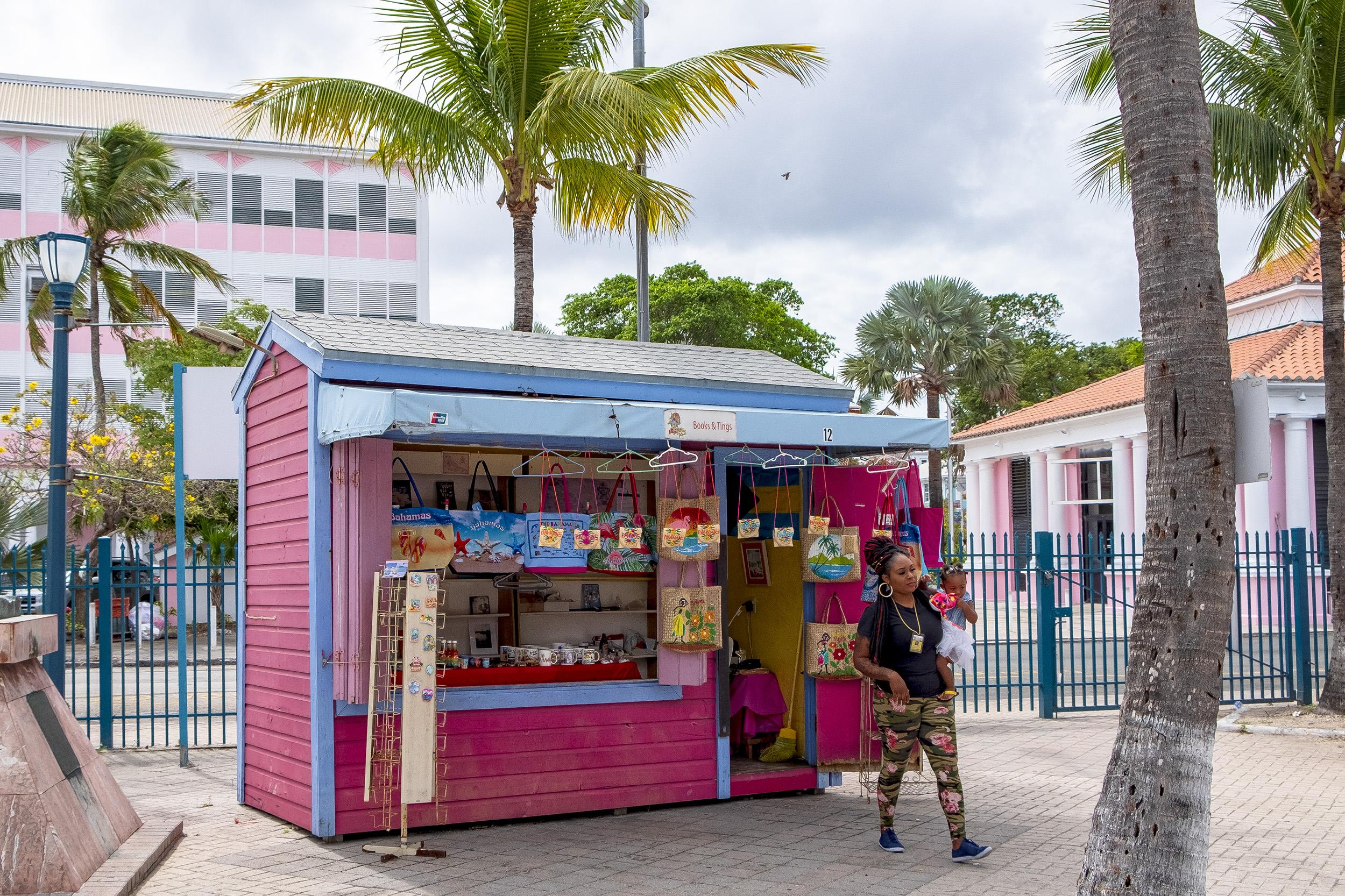 Nassau Bahamas Shopping