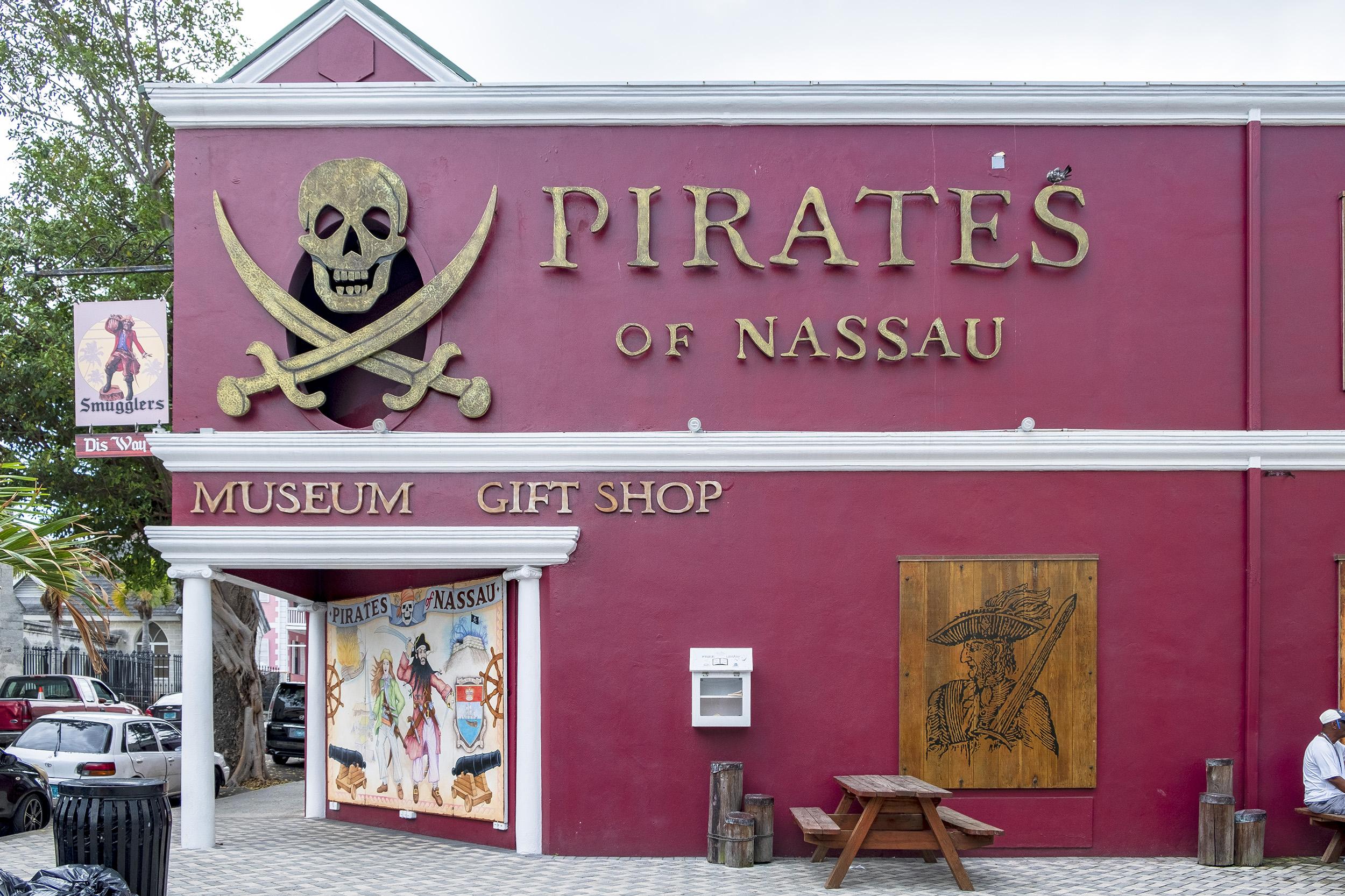 Pirates of Nassau Bahamas