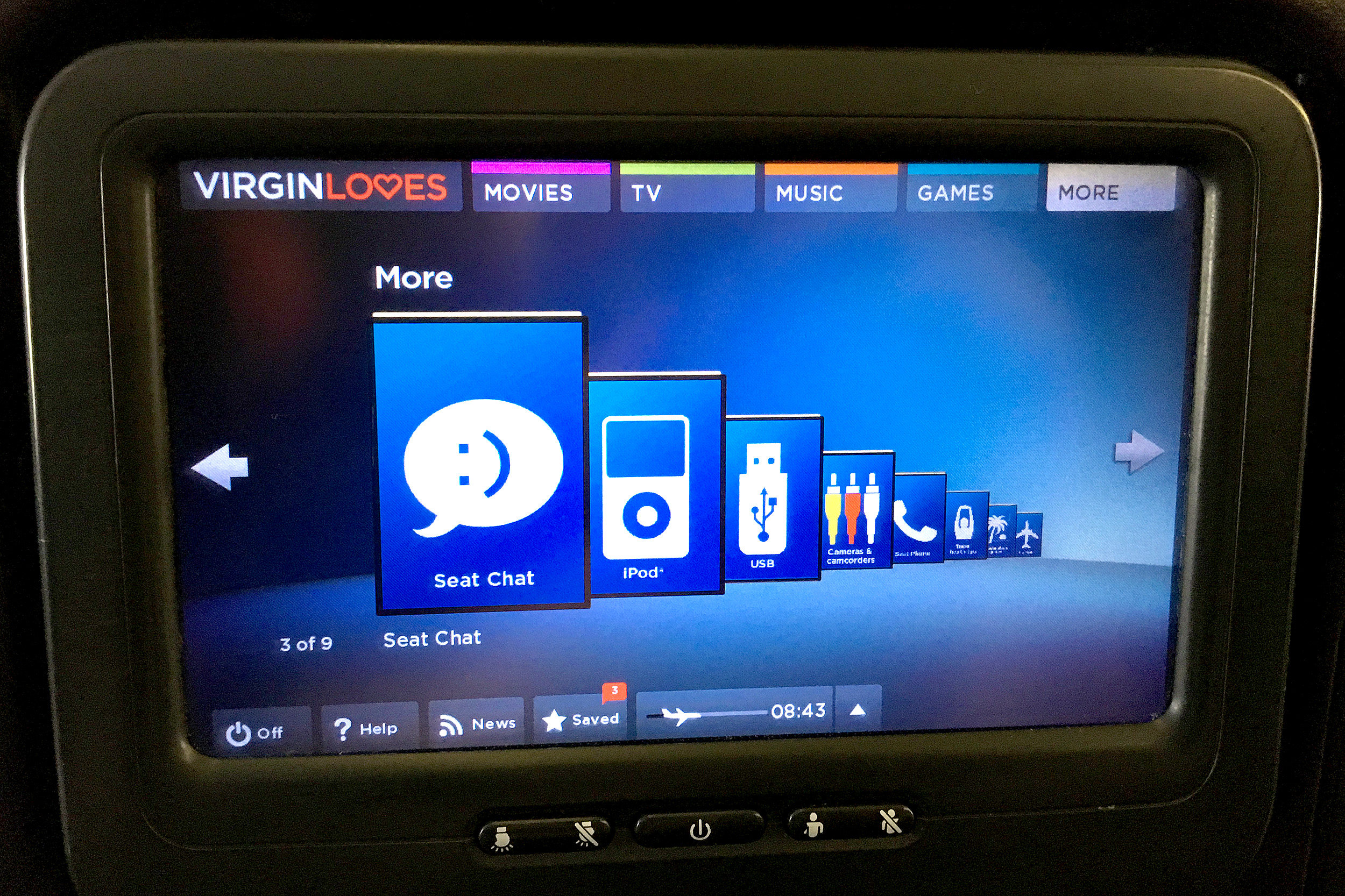 Virgin Atlantic Entertainment