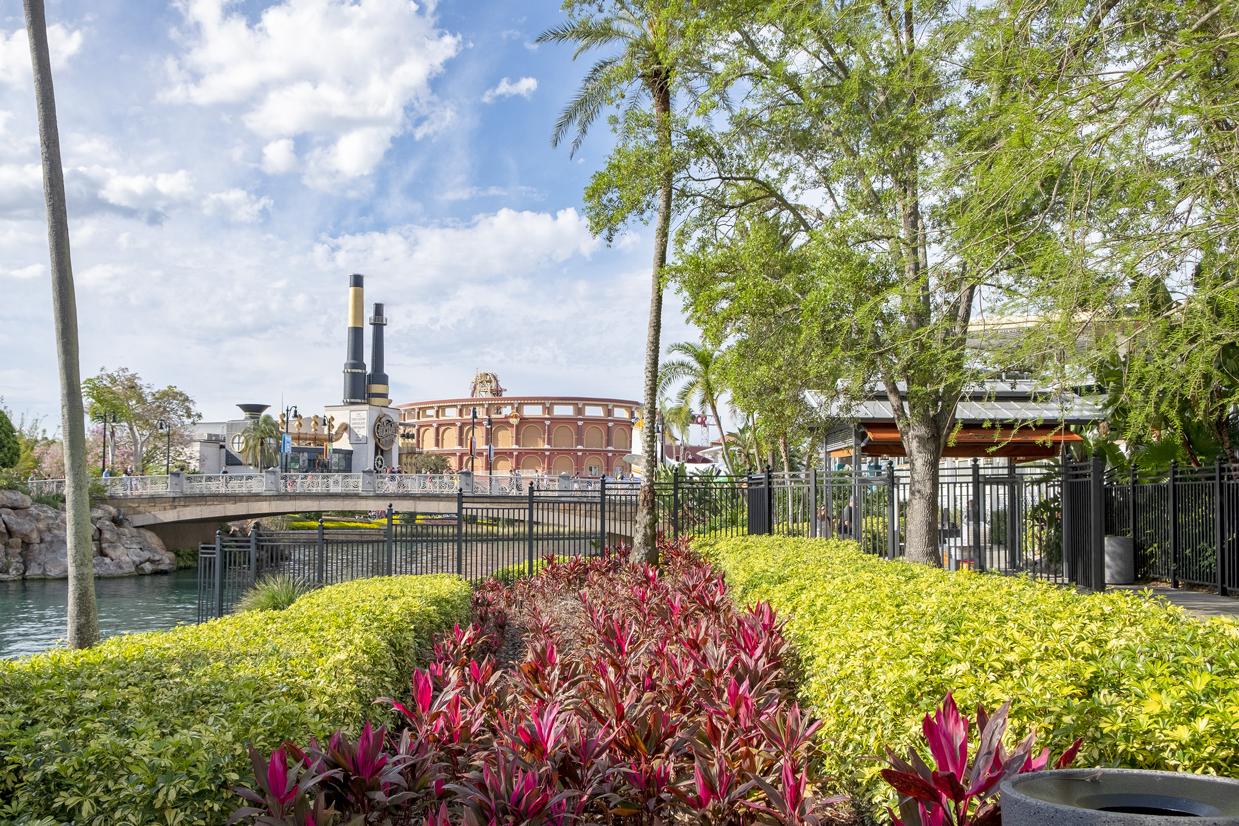 Loews Royal Pacific Resort Universal Orlando security Citywalk