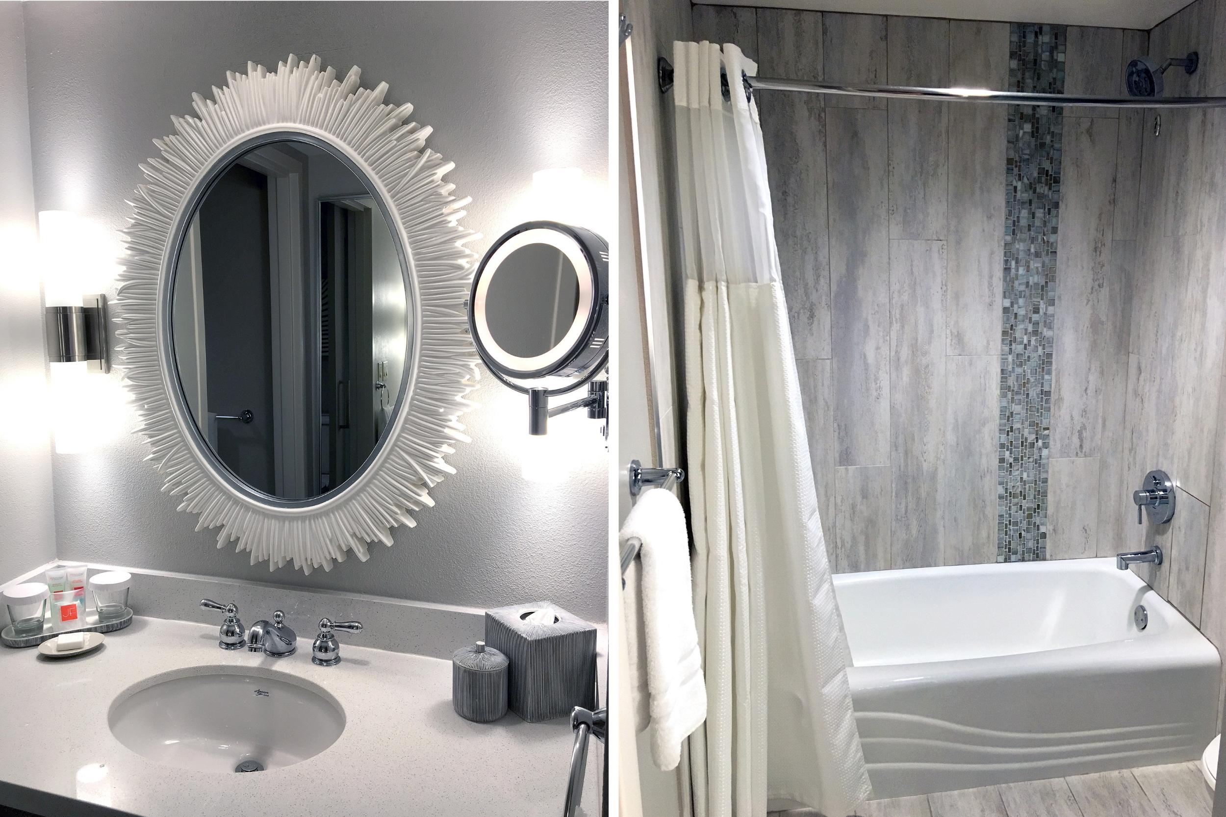 Loews Royal Pacific Resort Universal Orlando Badrum