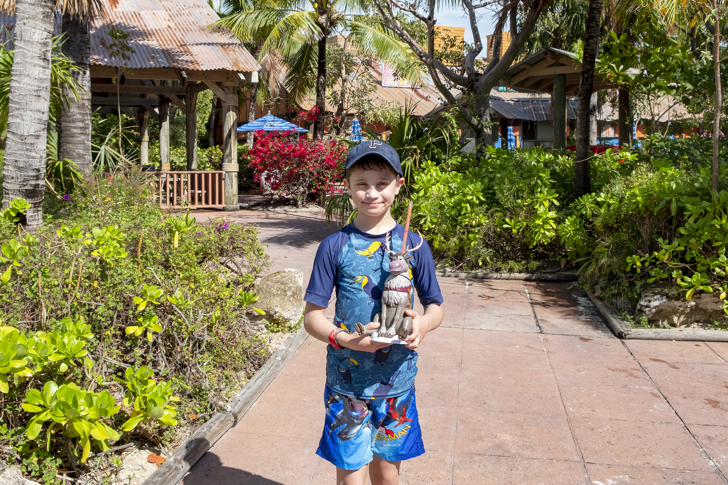 Castaway Cay Sven