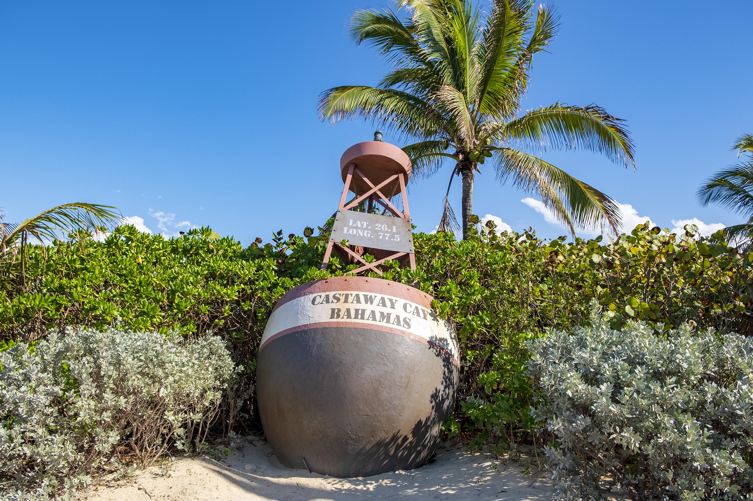 castaway cay buoy